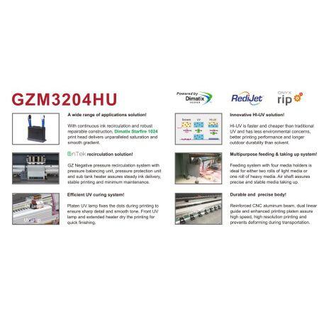 Gongzheng GZM3204HU